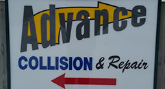 Advance Auto Body WI